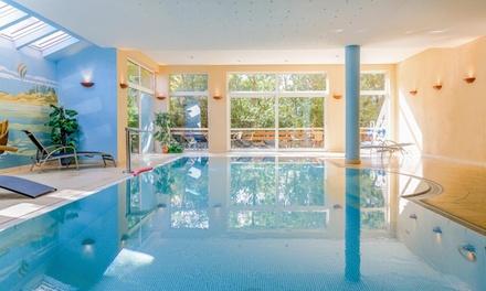 Luxembourg : chambre Standard/Supérieure avec pdj, accès bien-être et dîner en option pour 2 au Wellness Hotel Wiltz 4*