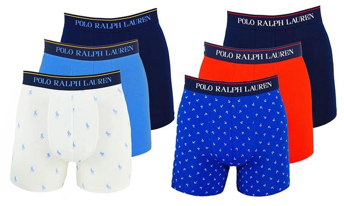 9e6bbca611 Ralph Lauren Men's Boxers | Groupon