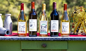 Fair Game Beverage Company: Tasting and Tour with Souvenir Glasses for Two, Four, or Six at Fair Game Beverage Company (40% Off)