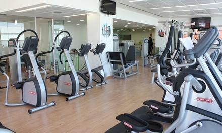 1 mes de acceso ilimitado al gimnasio para 1 o 2 personas desde 9,95 € en Wellness Point