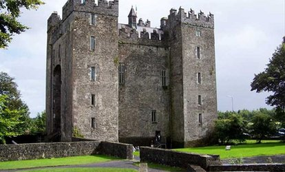 image for Entry to Bunratty Castle and Folk Park for a Child or a Adult (Up to 41% Off)