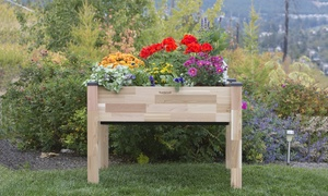 CedarCraft Elevated Cedar Planters