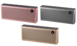 TechComm Pelican Wireless Portable Bluetooth HiFi Speaker