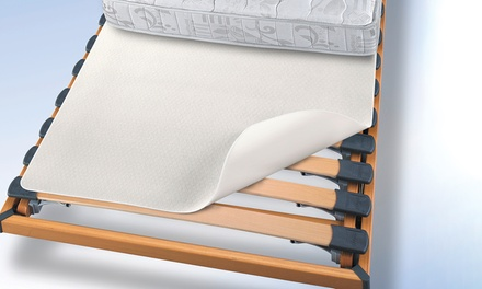 1x oder 2x Matratzenauflage-Nässeschutz