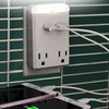 Universal Multi-Port Home Chargers with Dual USB Outlets