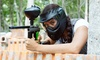 Hardcore Paintball Arena - Finderne: One Hour of Indoor Paintball for One, Two, or Four & Unlimited Ammo at Hardcore Paintball Arena (Up to 51% Off)
