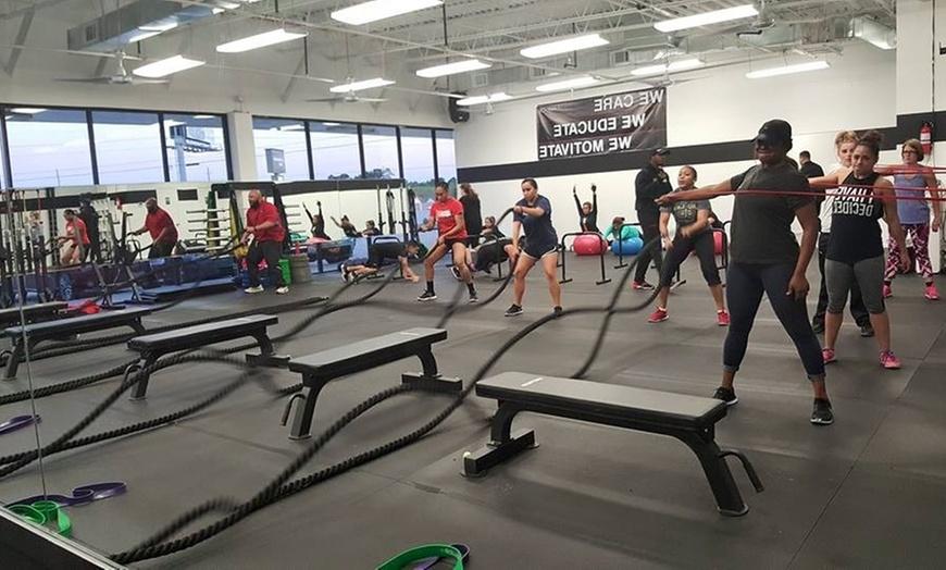 Camp Evolution Fitness Spring Tx Groupon