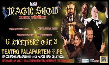 Magic Show XMas Edition a Napoli