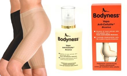 Pantaloncini anticellulite Bodyness