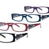 Women's Reading Glasses (4-Pack)