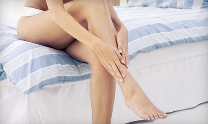 We Treat Feet - Garrison: $99 for Laser Spider-Vein Removal for Two Quadrants at We Treat Feet ($800 Value)