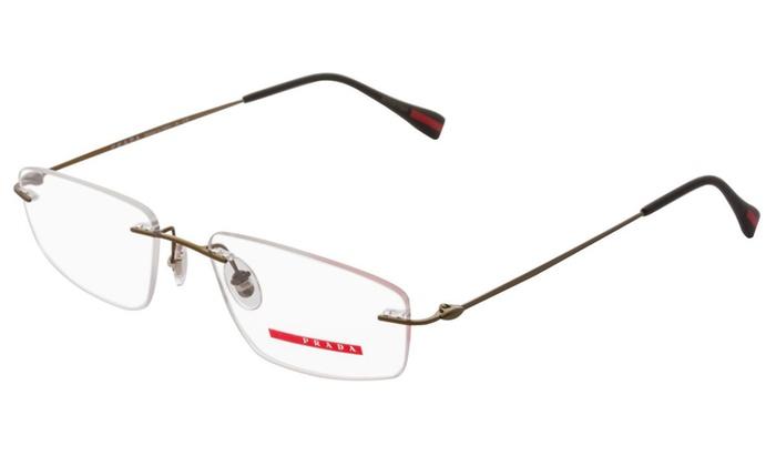 Prada Sport Men\'s Eyeglasses | Groupon