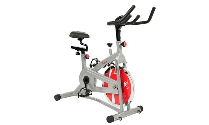 Sunny Health & Fitness SF-B1421 Indoor Cycling Bike: Sunny Health & Fitness SF-B1421 Indoor Cycling Bike
