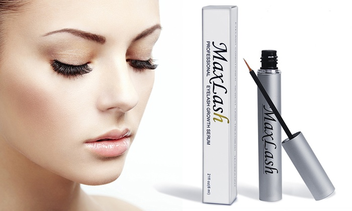 One, Two or Three MaxLash Professional Eyelash Growth Serums