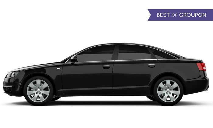 Allstar Tint & Alarms - Multiple Locations: Tinting for Two Front Windows or Full Window Tinting for a Car, SUV, or Van at Allstar Tint & Alarms (Up to 72% Off)