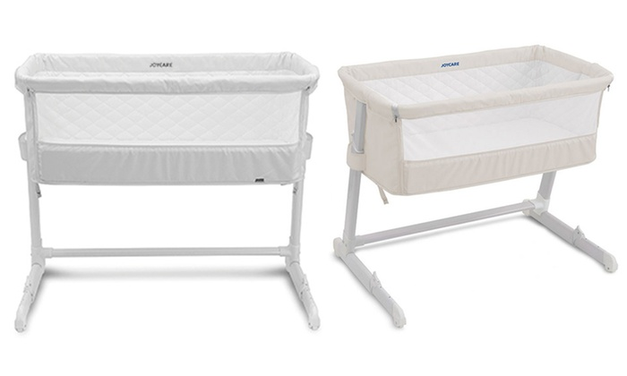 Babybed Aan Bed Ouders.Joyello 2 In 1 Wieg Babybedje Groupon