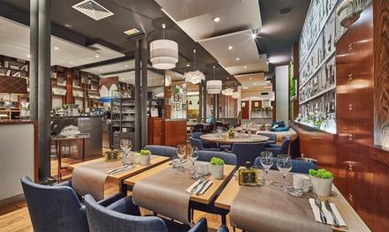 Menu en 2 ou 3 services pour 2 personnes dès 49,99 € au restaurant Le Grain De Sel