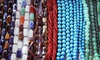 Beads & Beyond - Downtown Asheville: Two-Hour Beading Class for One or Two or $10 for $20 Worth of Beads and Supplies at Beads and Beyond