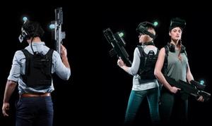 oferta: Experiencia de realidad virtual  Vence a los zombis  para 2, 4 o 6 personas desde 49,95 € con Zero Latency