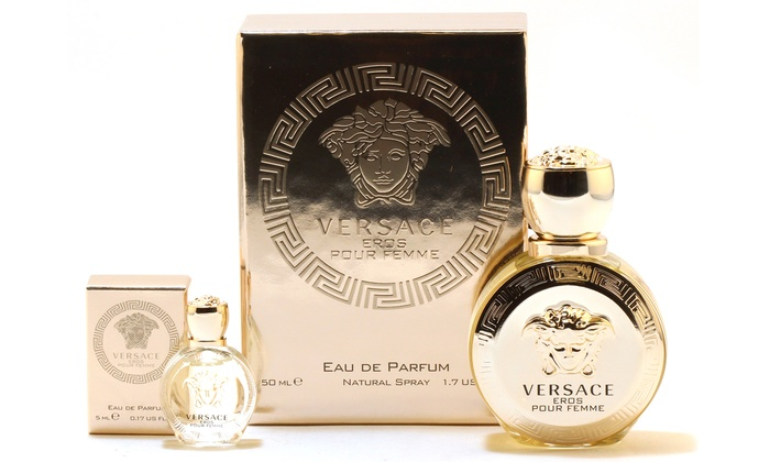 716779049ca4fb Up To 55% Off on Versace Eros Pour Femme EDP   Groupon Goods