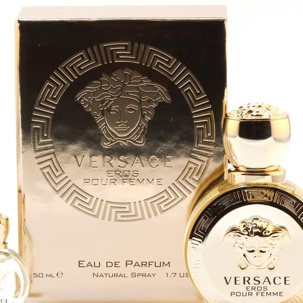 c7e8e3ed78 Versace Eros Pour Femme Eau de Parfum Spray (0.17, 1.7, or 3.4 Fl. Oz.)