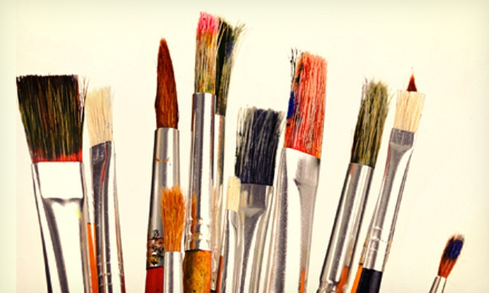 Studio 915 - South Milwaukee: Painting Workshop for One, Two, or Four at Studio 915 (Up to 57% Off)