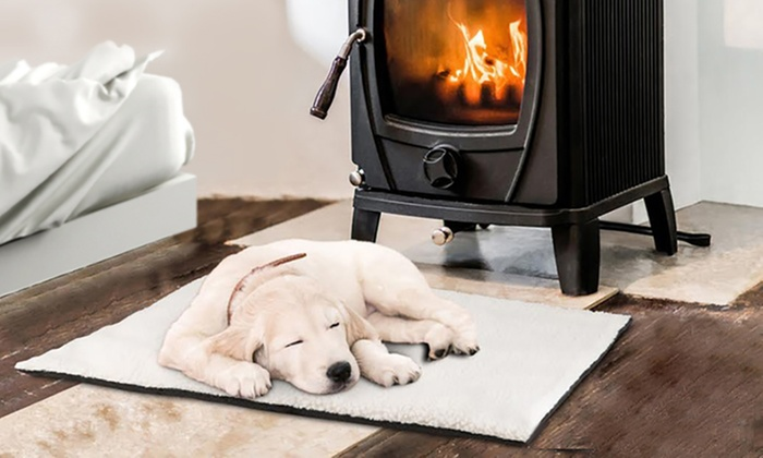 One or Two Self-Heating Pet Beds From £7