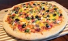 Mama Sophia's Take & Bake - Multiple Locations: Two Medium Pizzas or an Extra-Large Pizza and Breadsticks at Mama Sophia's Take & Bake. Two Locations Available.
