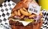 Sammy's Wild Game Grill - Washington Avenue - Memorial Park: $13 for $20 Toward 2 Combo Meals of Wild Game at Sammy's Wild Game Grill
