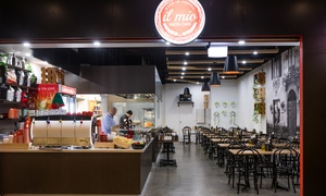 Il Mio Pasta Cafe: $8 for a Pasta or Risotto Lunch with a Soft Drink at CBD Il Mio Pasta Cafe  (Up to $18.40 Value)
