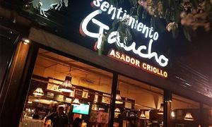 Sentimiento Gaucho: Desde $479 por parrillada para dos o cuatro en Sentimiento Gaucho