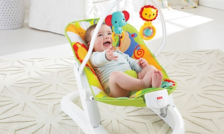 Fisher Price Fold and Go Bouncer