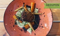 Three-Course Dining Experience from R285 for Two at Nomad Bistro Fusion