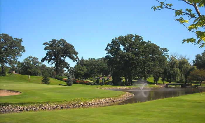 Silver Lake Country Club - Orland Park: $189 for a 2014 Golf Package with 10 Rounds on Rolling Hills Course at Silver Lake Country Club ($870 Value)
