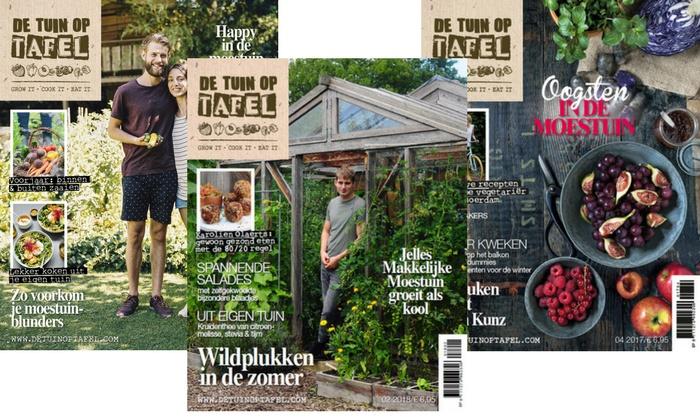 De tuin op tafel tot merchandising nl groupon