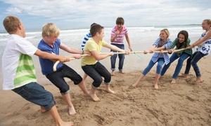 High Performance Taekwondo: One Week of Sports Camp at High Performance Taekwondo (65% Off)