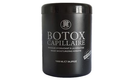Botox capillaire Jean Michel Cavada 1000ml