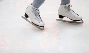Dr. Pepper StarCenter : Public Skate Admission and Skate Rental for Four, Two, or Six at Dr. Pepper StarCenter Plano (Up to 62% Off)