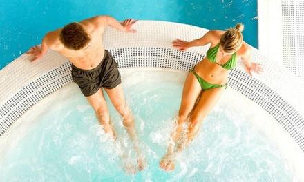 Chianciano: fino a 7 notti in mezza pensione e piscine termali Hotel Ave