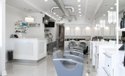 Plainview hair styling deals in plainview ny groupon image placeholder image for one or two blowouts with deep conditioning at stetik spa and beauty up negle Choice Image