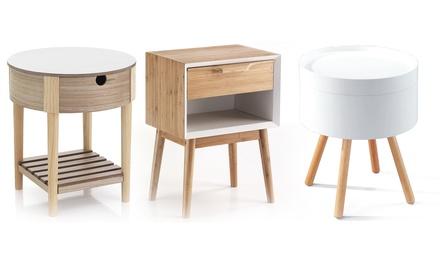 Comodini-tavolini di design