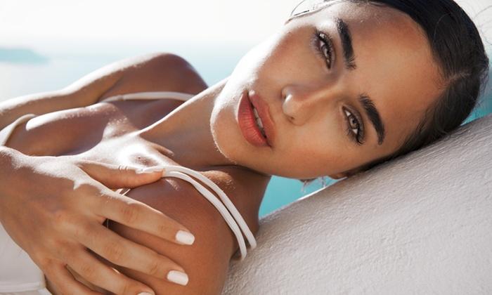 Slate Organic Spray Tanning - Brookside: One Custom Organic Spray Tan at Slate (Up to 45% Off)