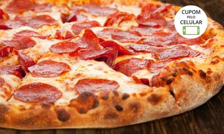 São Paulo Pizzaria Restaurante e Choperia - Gama: rodízio de pizzas, massas, sushi e grelhados para 1, 2 ou 4 pessoas