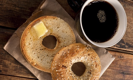 $12 for Four Vouchers Each Good for $5 Worth of Coffee, Cookies, and Sandwiches at The Green Bean ($20 Value)