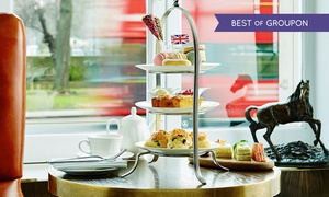 Lanes Of London: Afternoon Tea with Optional Two-Hour Free-Flowing Prosecco for Up to Four at Lanes of London (Up to 41% Off)