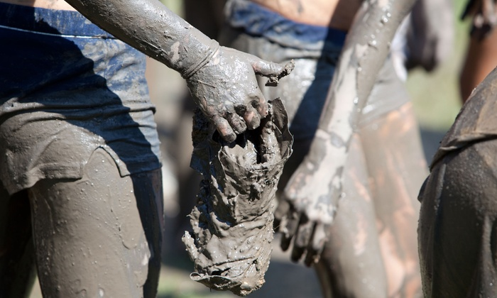 Wilderness Survival - Camp Pinnacle: Zombie Survivor 5K Mud Run for One, Two, or Four People (Up to 60% Off). Six Options Available.