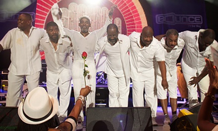 Maze featuring Frankie Beverly & Anthony Hamilton on Friday, September 21, at 8 p.m.