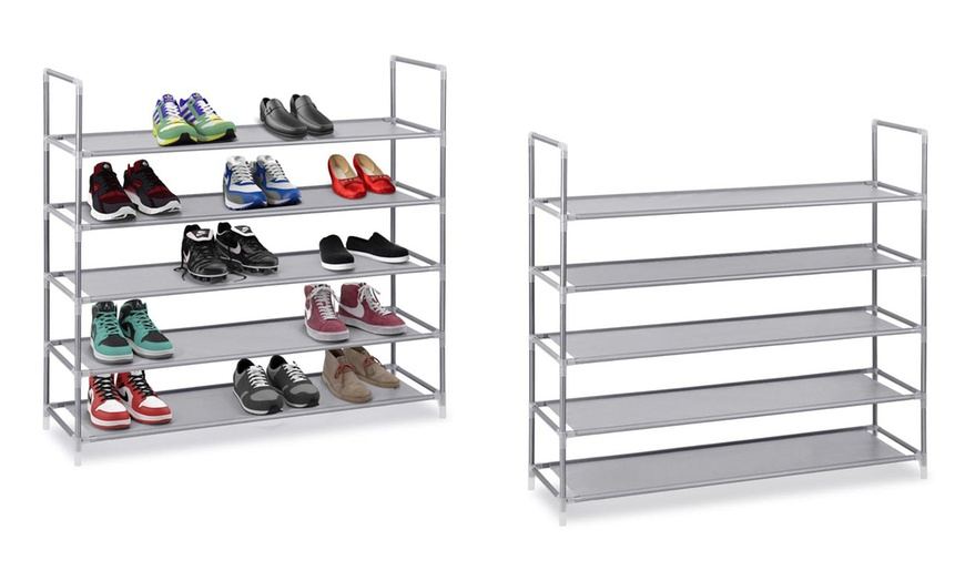 Five-Tier Shoe Rack