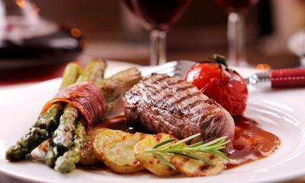 3-Gänge-Menü à la carte für 2 od. 4 Personen im Restaurant Foreign Affairs im Arcotel John F Berlin (bis zu 53% sparen*)