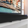 Axess Slim 2.1-Channel Bluetooth Sound Bar with Built-In Subwoofer